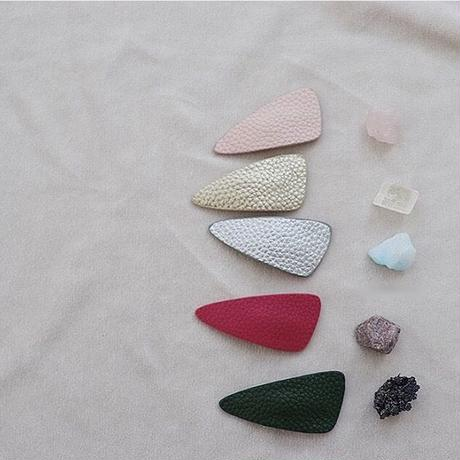 triangle hair pin 5set