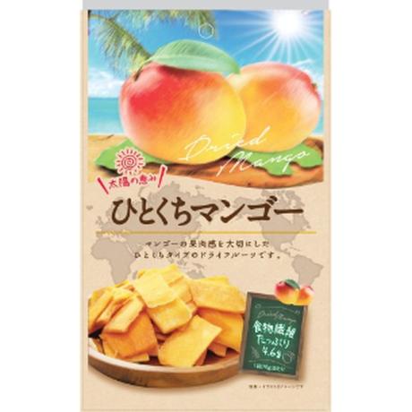 ひとくちマンゴー 76g×12入