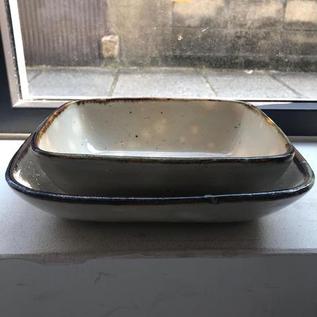 奥村陶房 グラタン皿 Mサイズ