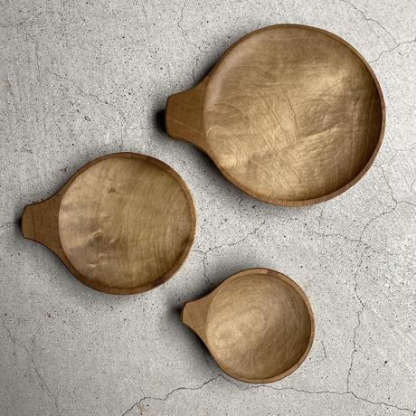 FACTORY JIN&POKO 朴の木燭台  中