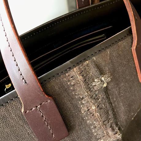NEW    SHIB 酒袋鞄  S-58 半纏「小」 / HANTEN
