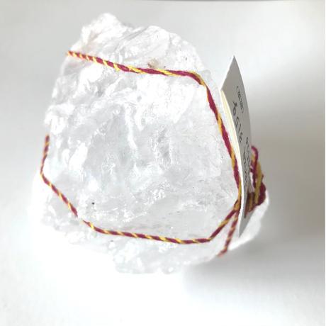 Jenza/透明岩塩 Tibetan  Bath  Salt 315g(入浴約6回分)