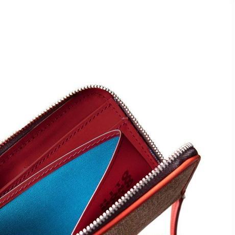 酒袋 財布 / SAKE Wallet  Habanero