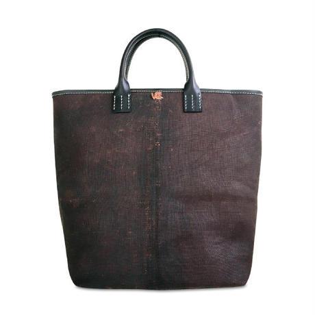 酒袋鞄 SHIB  M-27   黄金梅紫縞帯 / KIMONO OBI
