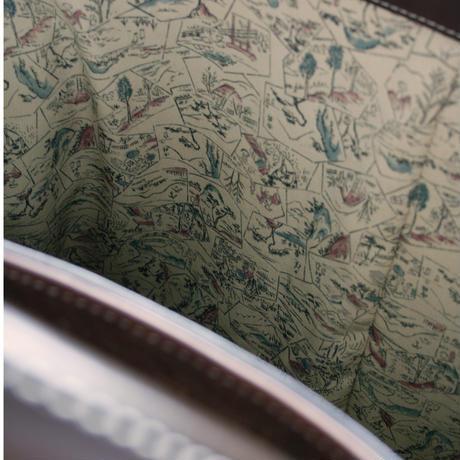 酒袋鞄SHIB_L-03    着物「東海道絵馬風景」/ KIMONO「Scenery of Travel」