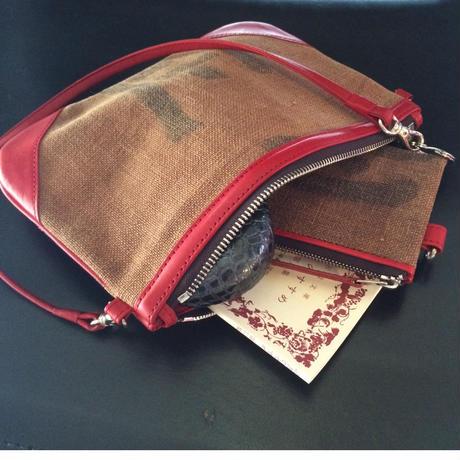 酒袋 コーナーポーチバッグ  R-202/ SAKE Corner Pouch Bag