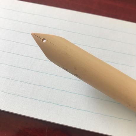 竹ぺん_しの竹短 Bamboo Pen