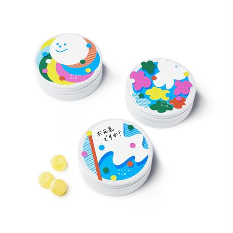 キャンディエール缶 ボール【06397】