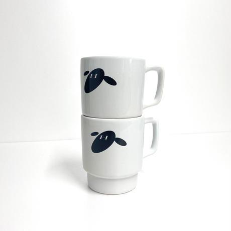 ひつじちゃんマグカップ