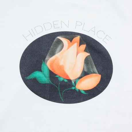 花びらTシャツ[ホワイト]