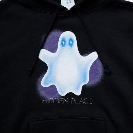 ghostフーディー[ブラック]