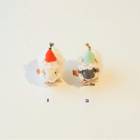 hitsuji object  /  mame size+帽子<完成品>