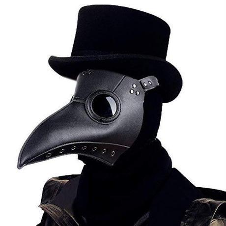 スチームパンク★ペストドクターバード マスク★ Long Nose Beak