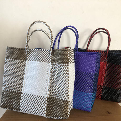 S size Mexican Plastic S size Tote bag メキシカントートバッグ
