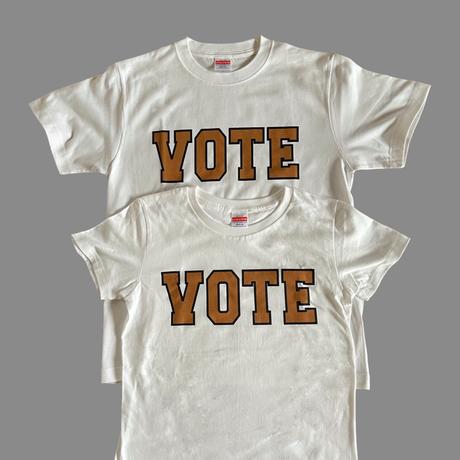 VOTE Tシャツ