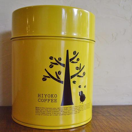 ひよこ珈琲のコーヒー缶