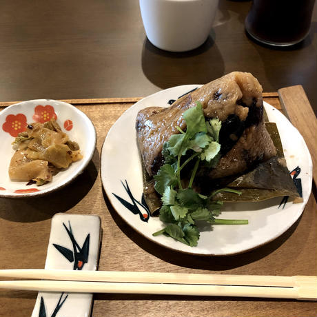 【6月3日発送】小満のおまとめ便(ちまき、パウンドケーキ、お茶、パン)