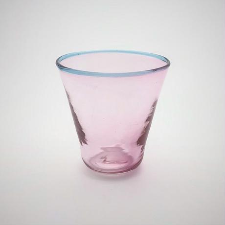 おおやぶみよ_Esperanto  グラス(Pink)