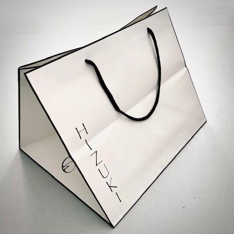 HIZUKIオリジナル紙袋(大)