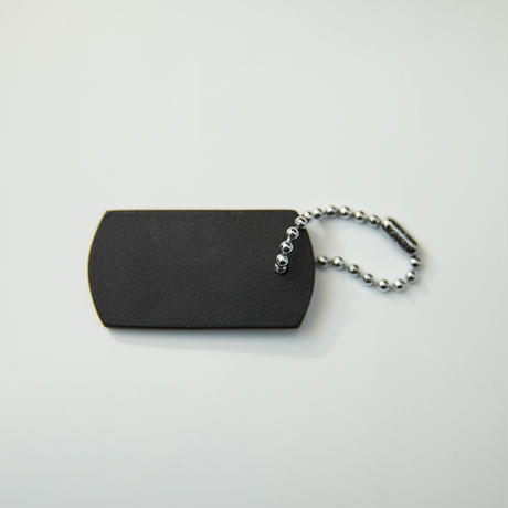 gold school dog tag