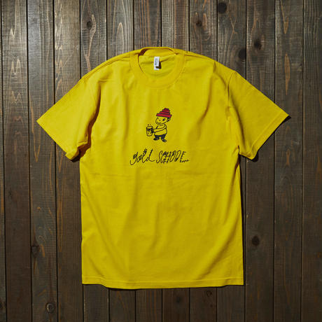 gold school ge vo  t shirt
