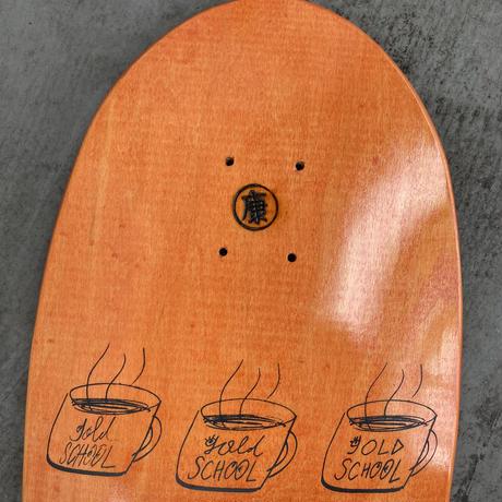 gold school original deck  tiger