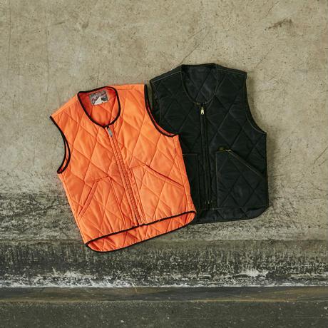 gold school vest