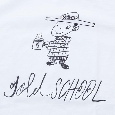 gold school original  T