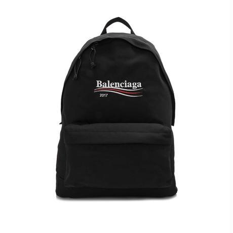 バレンシアガ BALENCIAGA バックパック 2018年春夏新作 リュックサック メンズ レディース バッグ カジュアル鞄 Balenciaga 040006 黒
