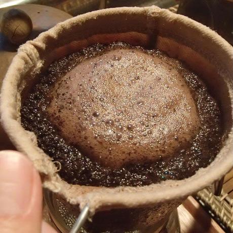 自家焙煎珈琲豆400g
