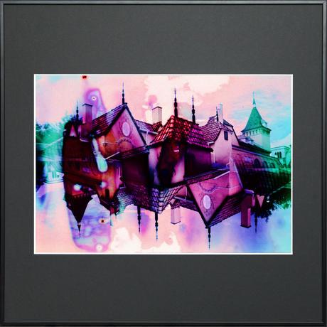 極彩色の園 -psychedelicious-