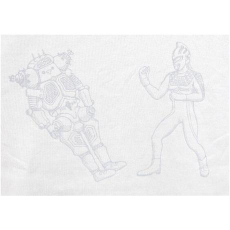 HOFI-008-LPT ウルトラセブン vs キングジョー(メンズ) シルバー