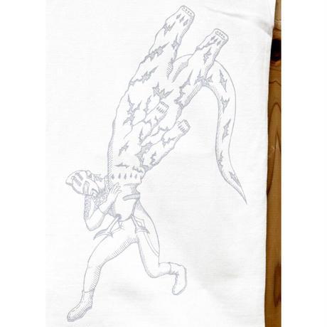 HOFI-008-LPT ウルトラセブン vs エレキング(メンズ) ホワイト