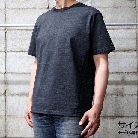 HOFI-013 ペルー超長綿 モンスターオンスTシャツ  チャコール