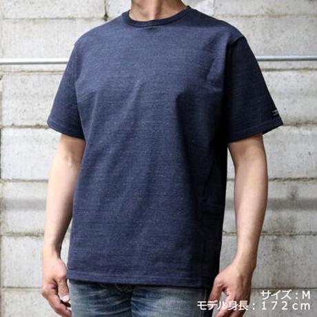 HOFI-013 ペルー超長綿 モンスターオンスTシャツ ネイビー