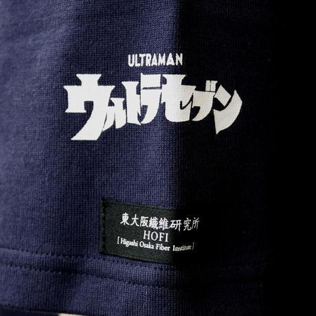 HOFI-008-LPT ウルトラセブン vs エレキング(メンズ) ネイビー