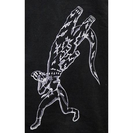 HOFI-008-LPT ウルトラセブン vs エレキング(メンズ) ブラック