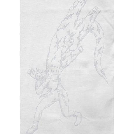 HOFI-008-LPT ウルトラセブン vs エレキング (メンズ) シルバー