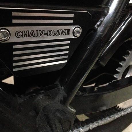 "FXR/FXRT/FXRD ""CHAIN DRIVE"" plate"
