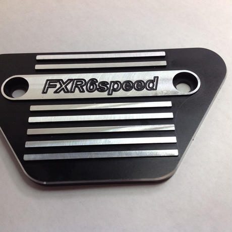 """FXR6speed"" side plate for FXR FXRT FXRD"