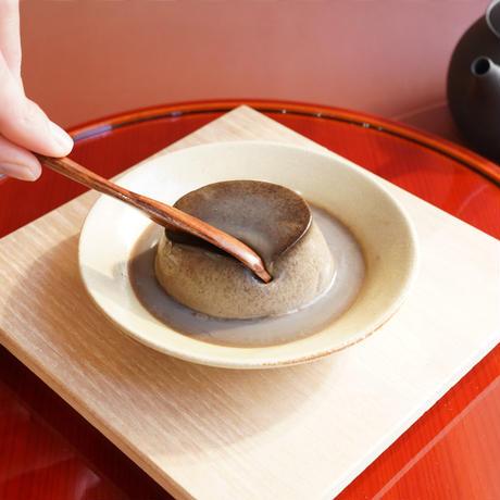 和みの玉露焙じ茶パンナコッタ -贅の極み- セット【HOHO HOJICHA】
