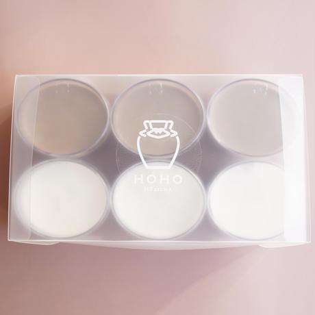 和みの玉露焙じ茶パンナコッタ -2種アソート- セット【HOHO HOJICHA】