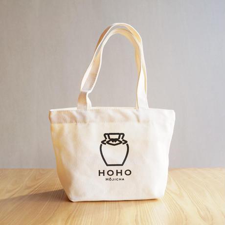HOHOランチトート -ナチュラル-【HOHO HOJICHA】