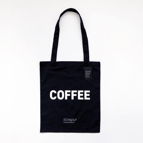 HUM&Ho/トートバッグ「COFFEE」