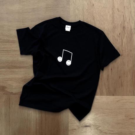 平山昌尚さん×ホホホ座金沢2周年/Tシャツ[black]