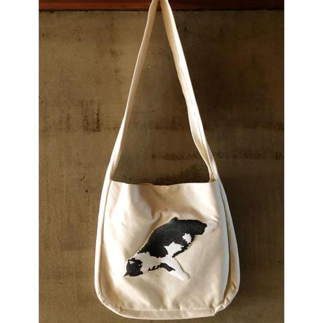 のぞみるき- 眠る猫ショルダーバッグ