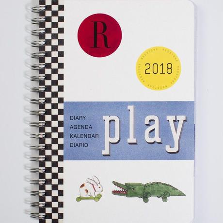 Redstone Diary 2018「PLAY」