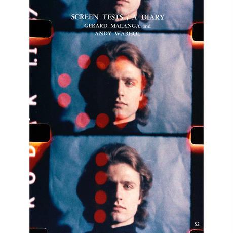 [Screen Tests / A Diary] 復刻版 / アンディ・ウォーホル、ジェラード・マランガ