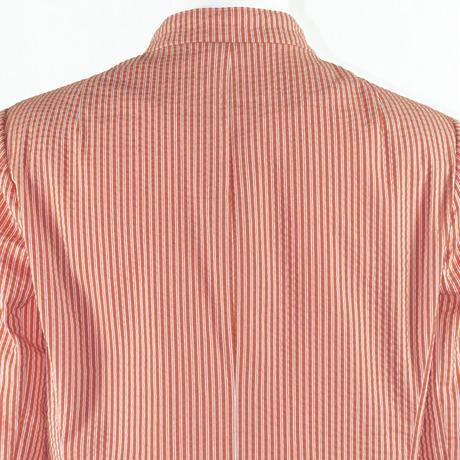 481-1405|サッカー地 3ボタン ジャケット