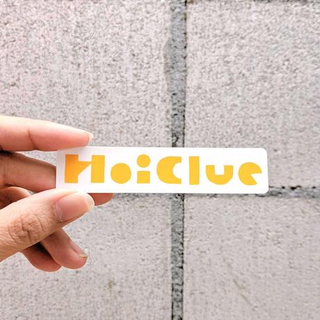 HoiClue ロゴステッカー